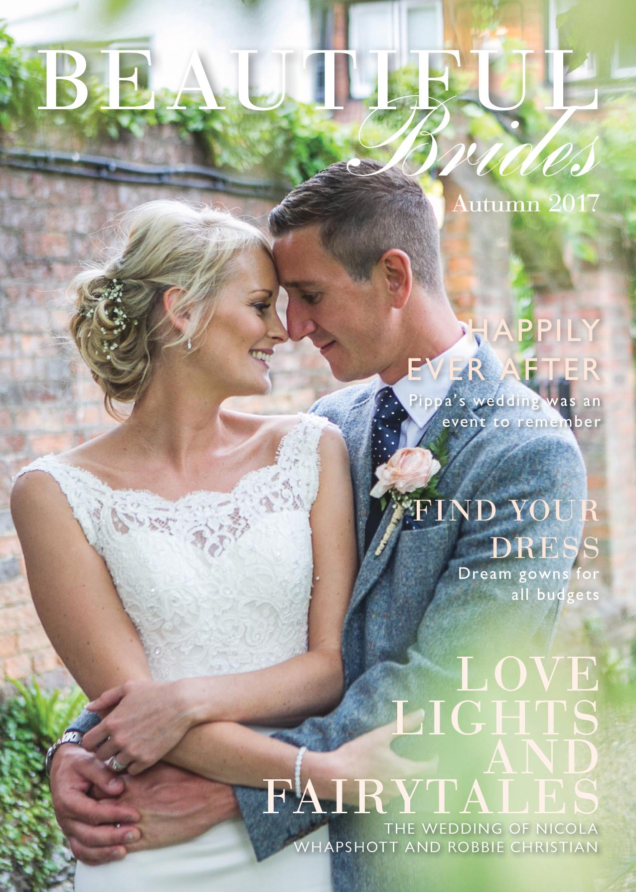 CALLING ALL BRIDES- Want to feature in our wedding magazine?
