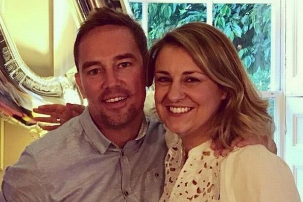 Heartbreak as wife of sports presenter tragically passes away