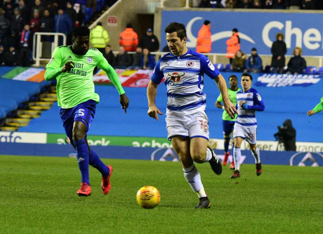 Yann Kermorgant has left Reading FC.