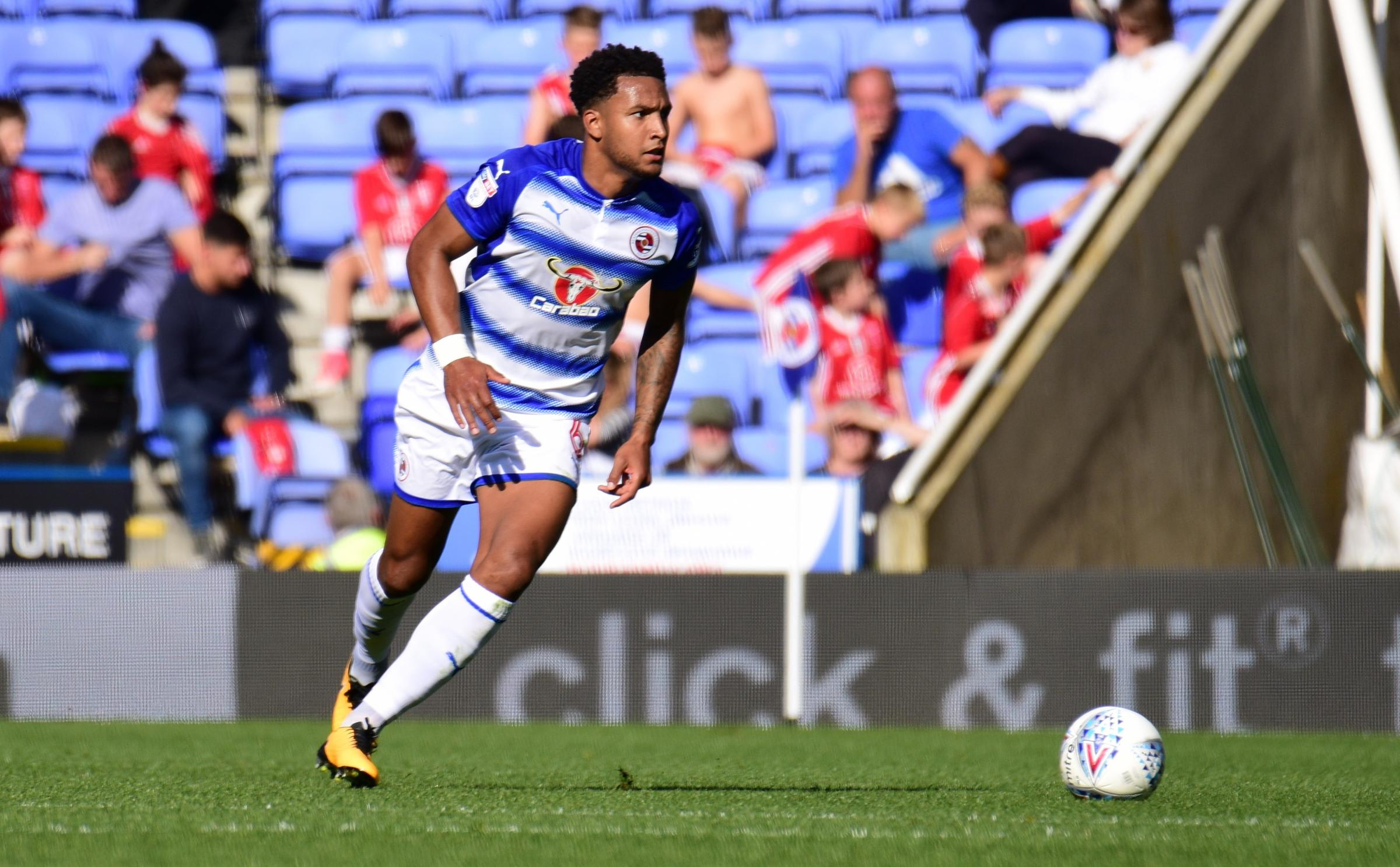 Reading defender Liam Moore is being linked with several top-flight clubs