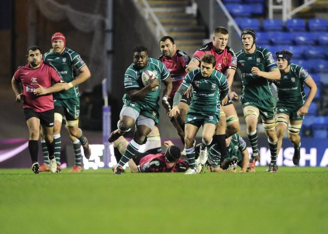 Lovejoy Chawatama pleased with London Irish win at Gloucester