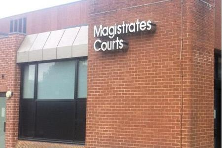 Mohammed Nazir appeared at Reading Magistrates' Court last week