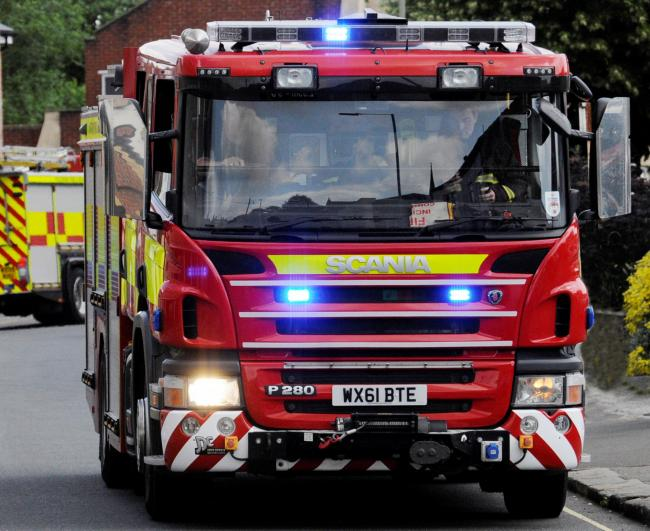 Kitchen blaze advice after incidents over weekend