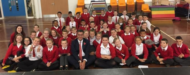 Inspirational leadership ensures junior school triumphs in Ofsted inspection