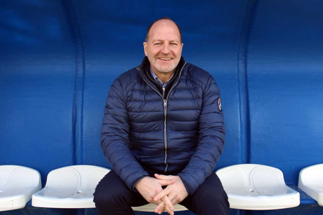 READING FC: Royals announce Ged Roddy MBE as new academy boss
