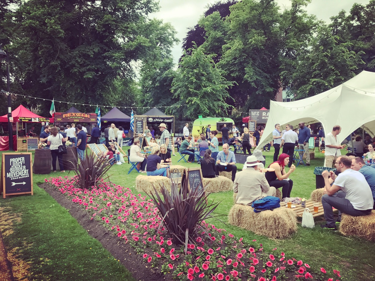 Popular food festival set to return to Forbury Gardens this summer