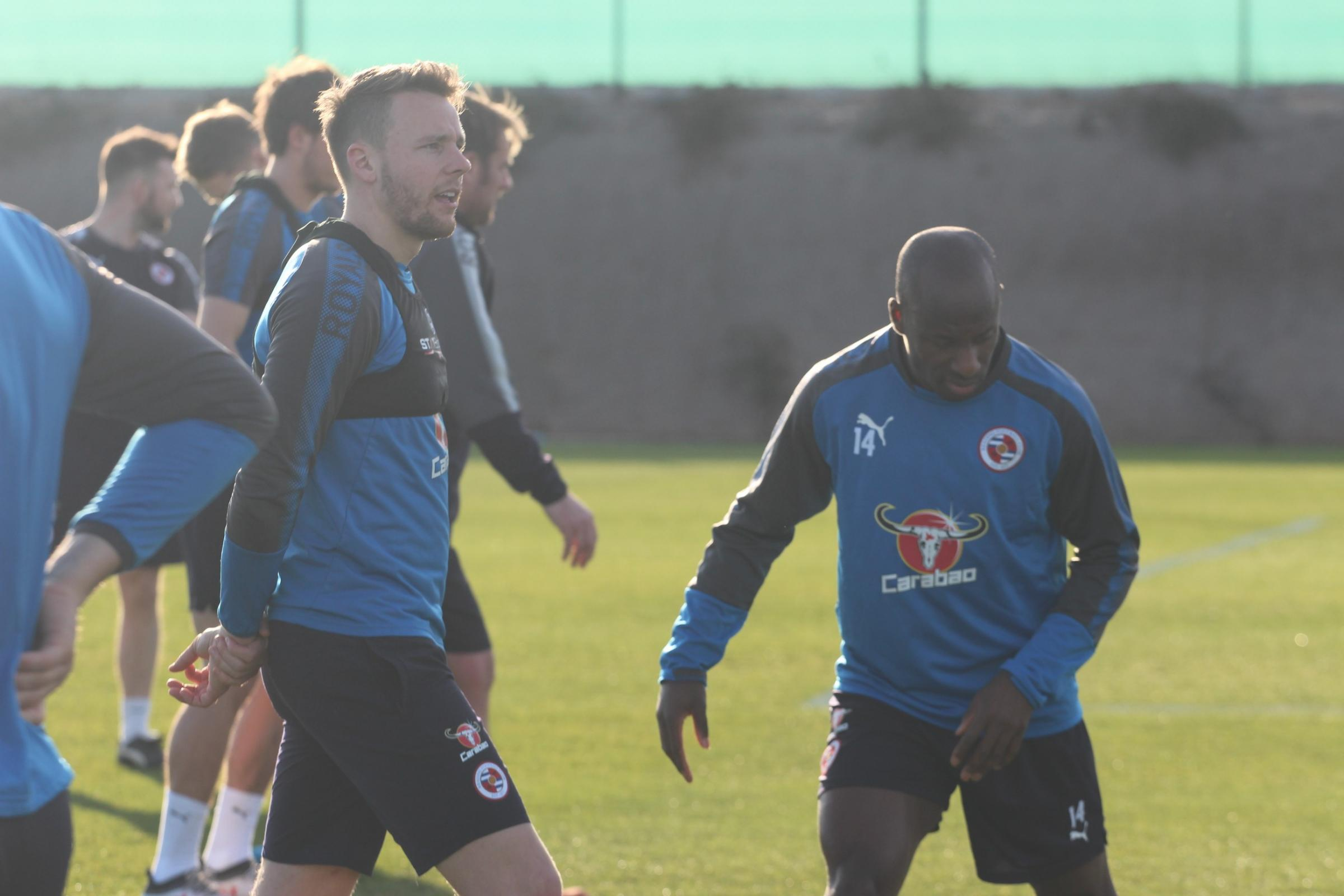 READING FC: Royals' figureheads talk pre-season fitness tests and new arrivals