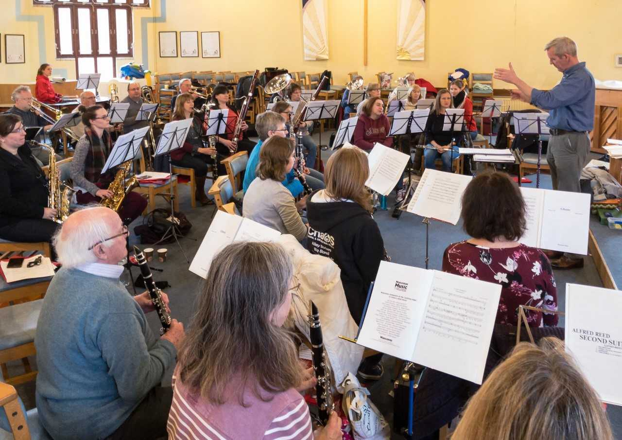 Musical group hit the right note at annual workshop
