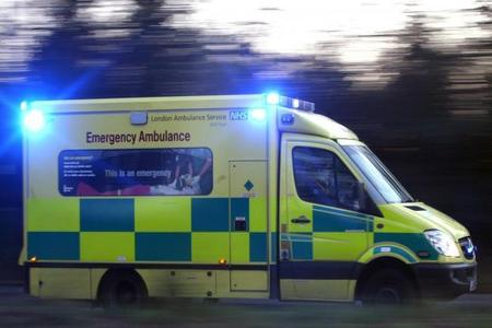 Cyclist escapes with minor injuries following collision with car