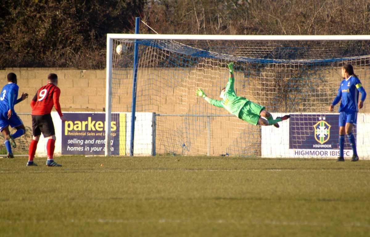 Hellenic League round-up: Highmoor Ibis earn vital point against ...