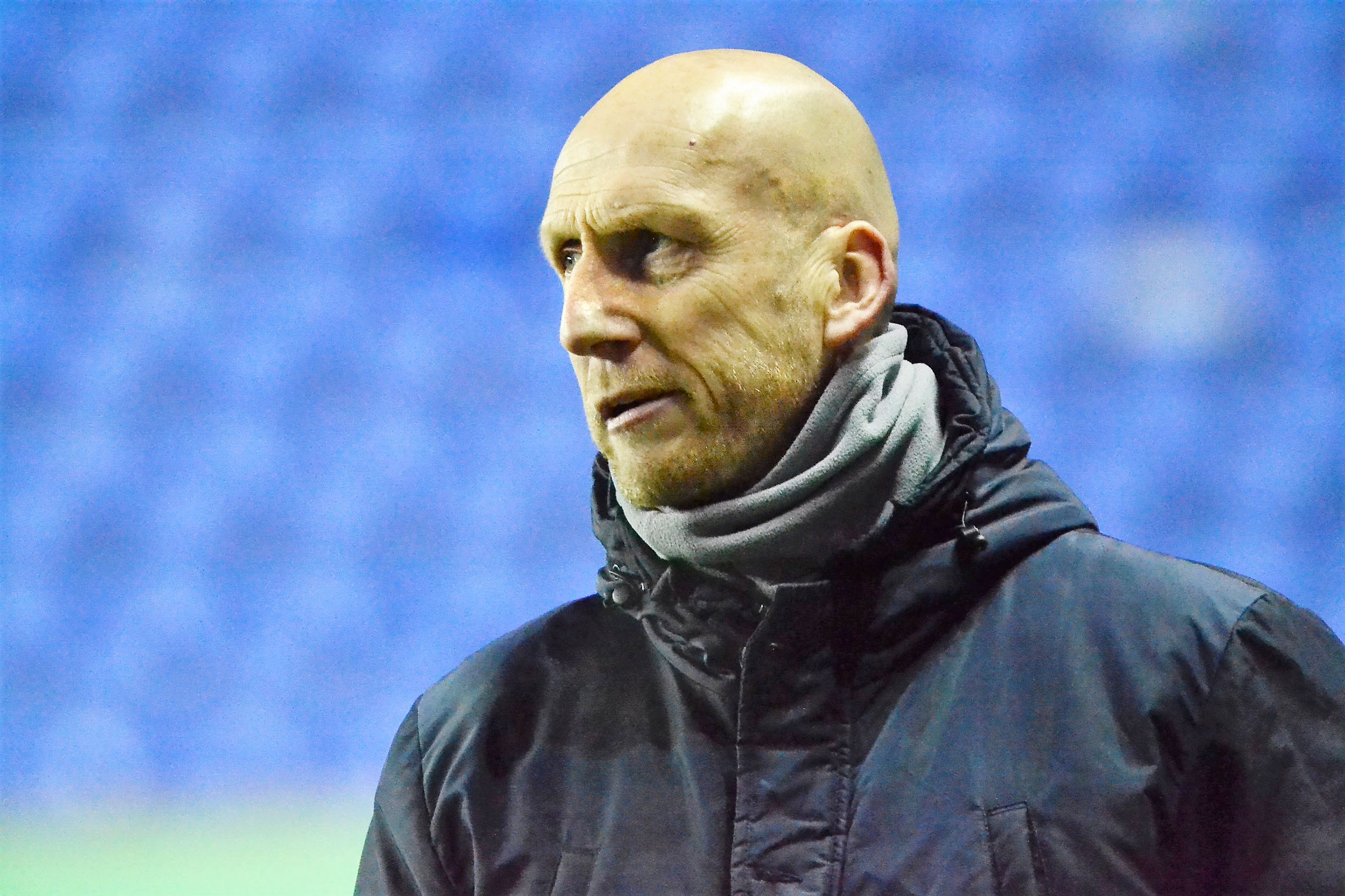 Jaap Stam's Royals lost 3-1 to Sheffield United on Tuesday night. Pictures: Chris Forsey. Code 180295.