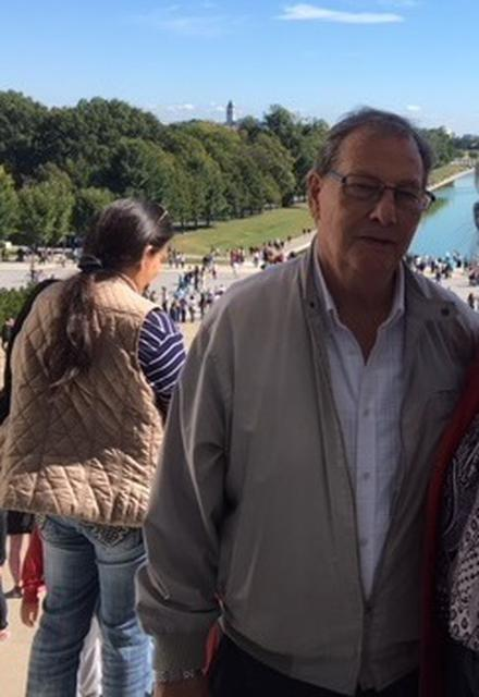 Son speaks of his sadness after inquest into death of 81-year-old who drowned in the Thames