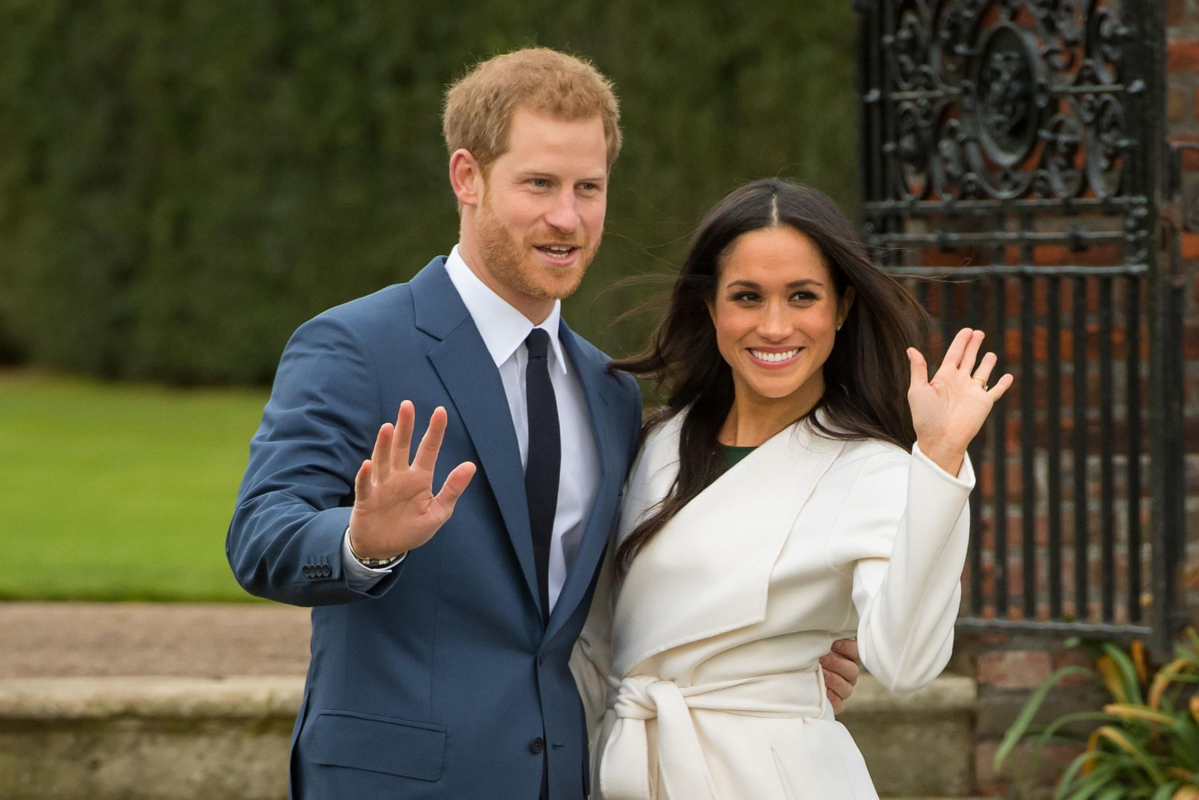 Pubs will remain open for longer to celebrate Prince Harry and Meghan Markle's wedding