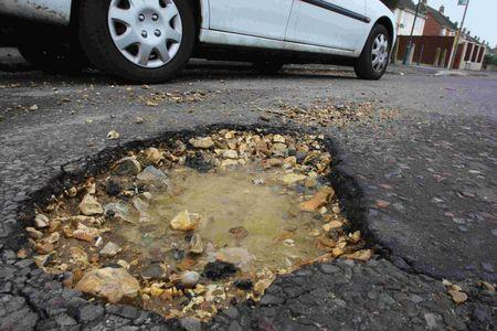 REVEALED: Which of Reading's damaged roads will be repaired and when