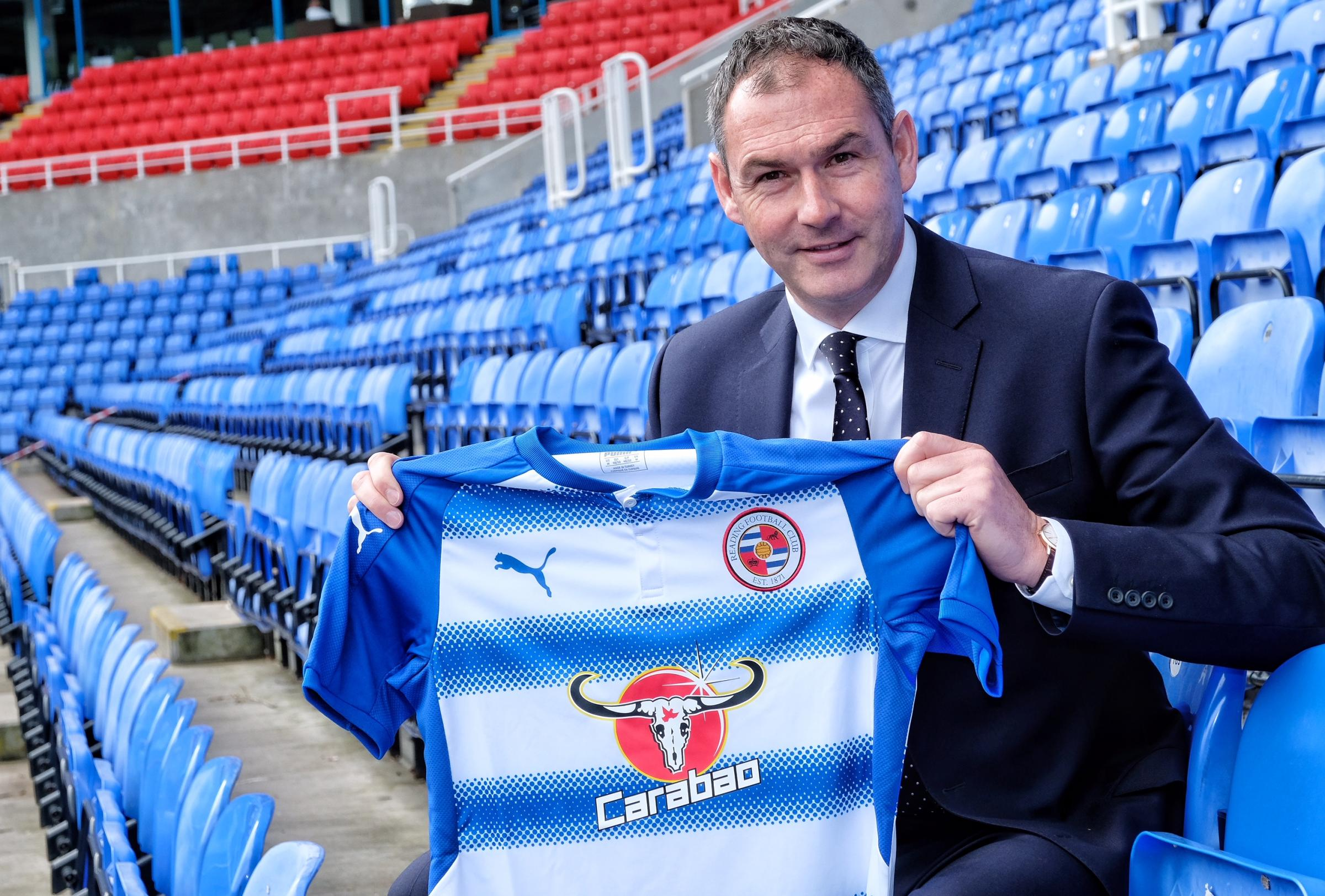 Paul Clement has joined Reading FC as manager following Jaap Stam's departure