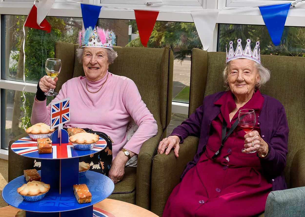 Winchcombe Place prepares for royal celebration