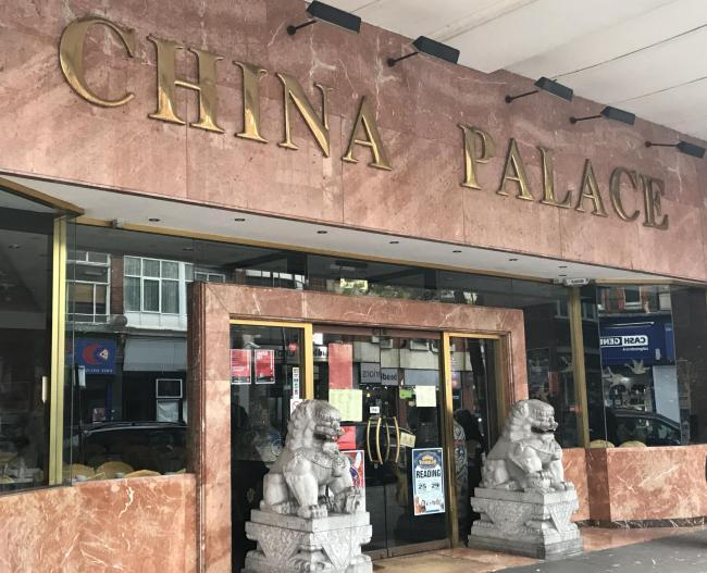 China Palace on Oxford Road
