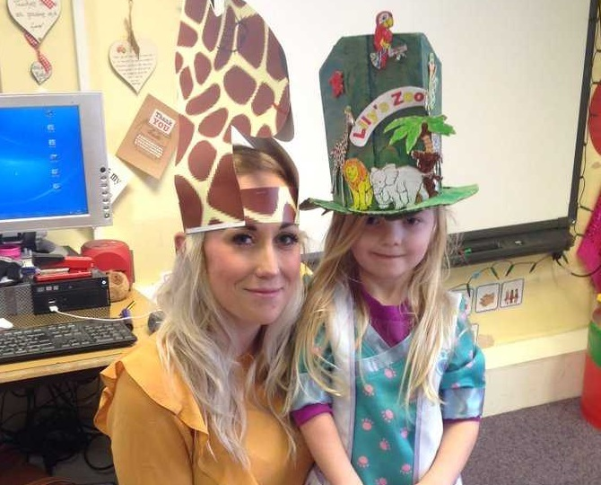 Children and teachers urged to wear hats for charity