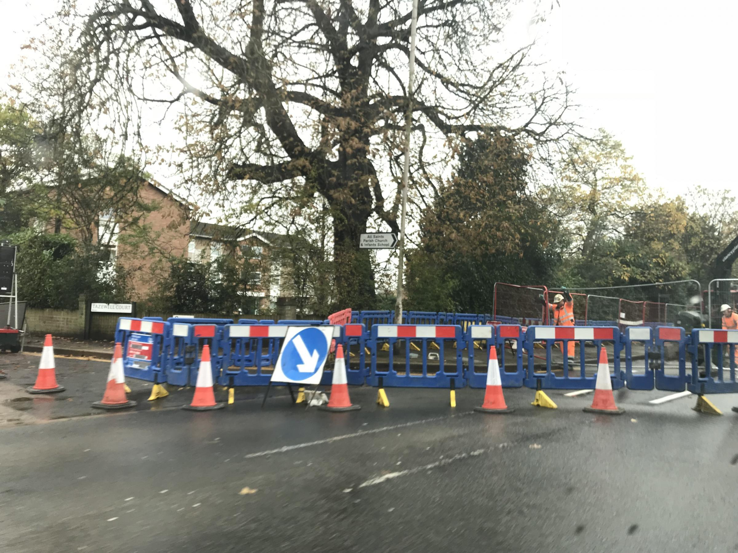 Further delays expected on Bath Road