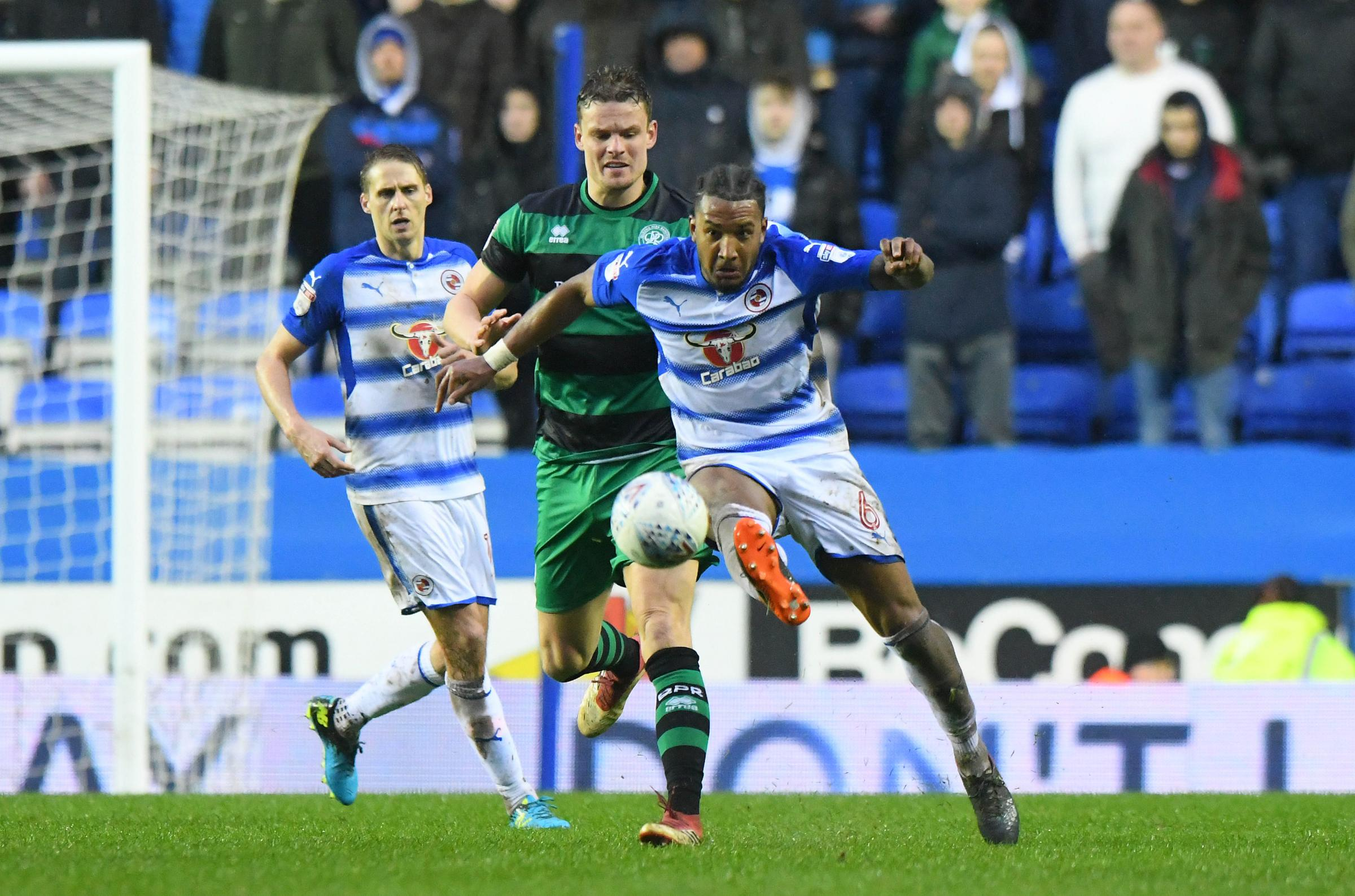 READING FC: Brighton & Hove Albion cool Liam Moore pursuit, reports suggest