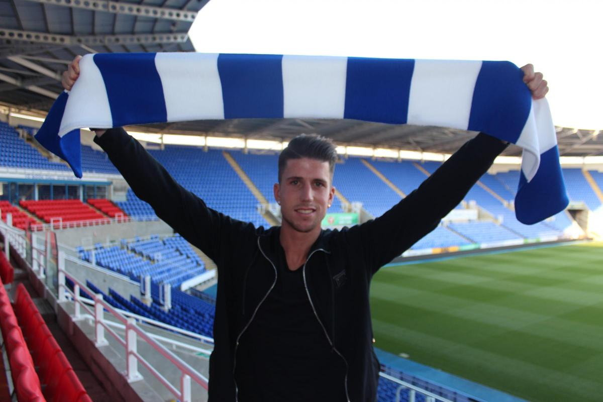 READING FC: Royals flop Sandro Wieser's contract cut short