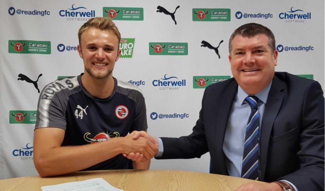 Reading FC: Lewis Ward agrees new deal after fruitful loan spell at Aldershot