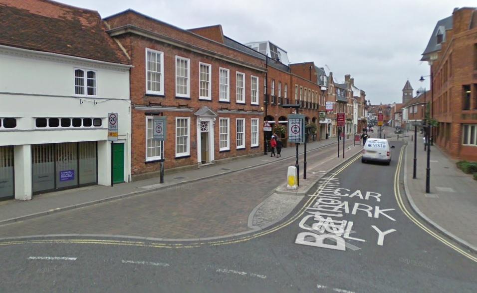 Witnesses sought following an assault in Newbury