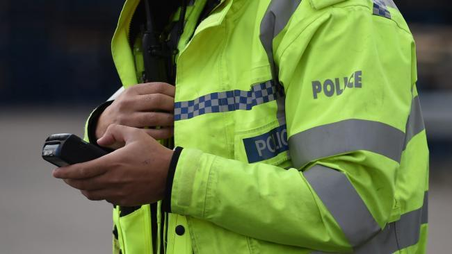 Police appeal for information in connection with public order offence