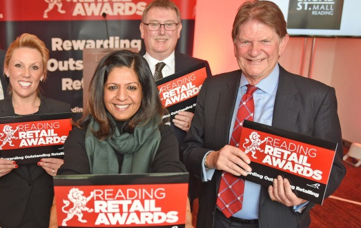 Reading Retail Awards: Reading UK CIC backs marketing initiatives