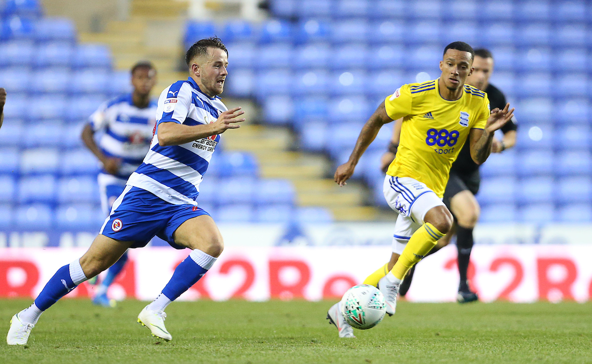 """Reading FC: Marc McNulty says the news of Paul Clement's exit was a """"shock"""" and a """"surprise"""" - Reading Chronicle"""