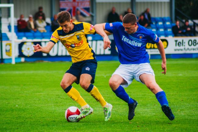 Royals are tracking highly-rated Tadcaster Albion winger Billy Whitehouse, left.