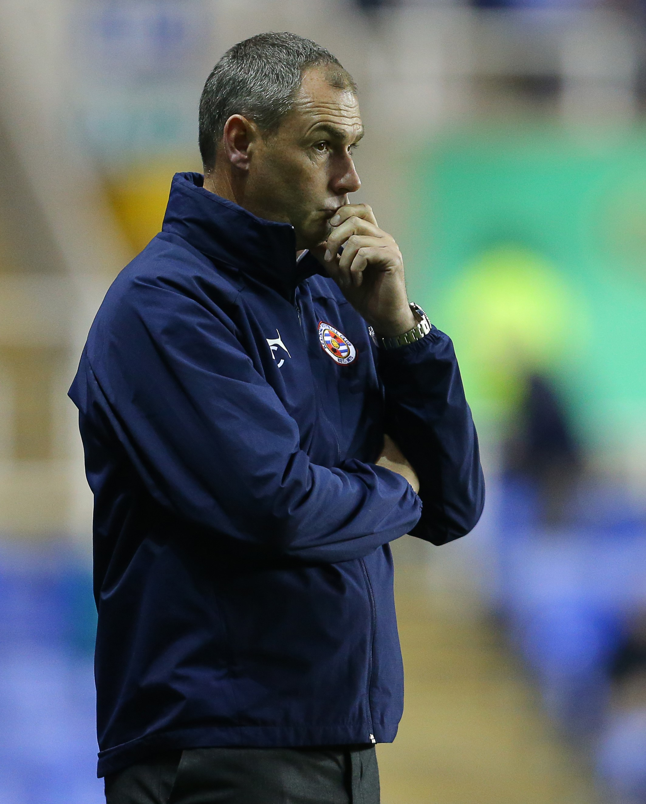 Reading manager, Paul Clement.
