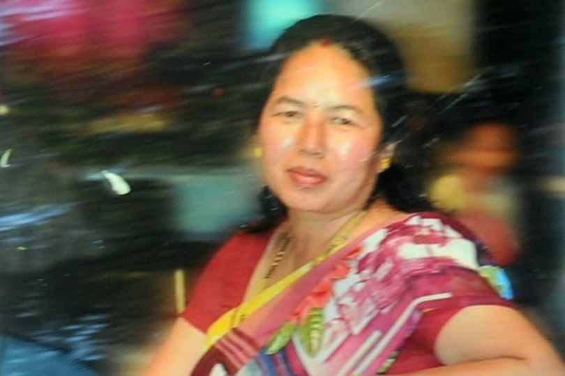 Radhika Gurung was killed in the collision