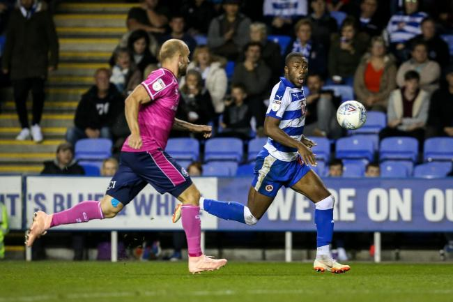 Yakou Meite in action for Royals.