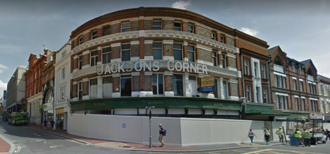 Development at Jacksons Corner approved without on-site