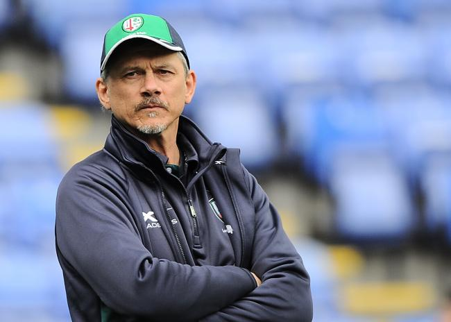 London Irish head coach Les Kiss wants fast start against Hartpury ...