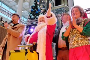 GALLERY: Jake Quickenden lights up Reading at Christmas switch-on