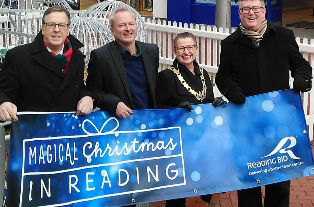 Ensuring a Magical Christmas for Reading town centre
