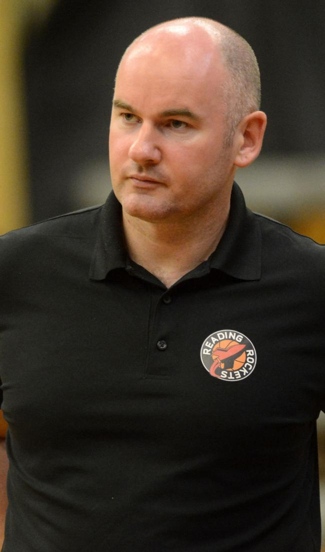 180954 - Reading Rockets (black) v Wales - pics by Paul Johns.coach Alan Keane.