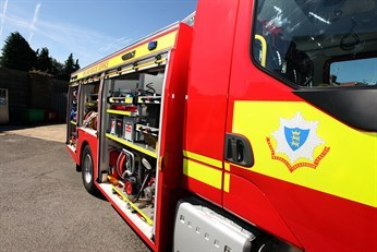 New tablets fitted to fire engines to help crews