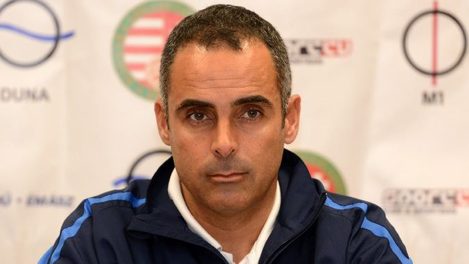 Rio Ave manager, Jose Gomes.