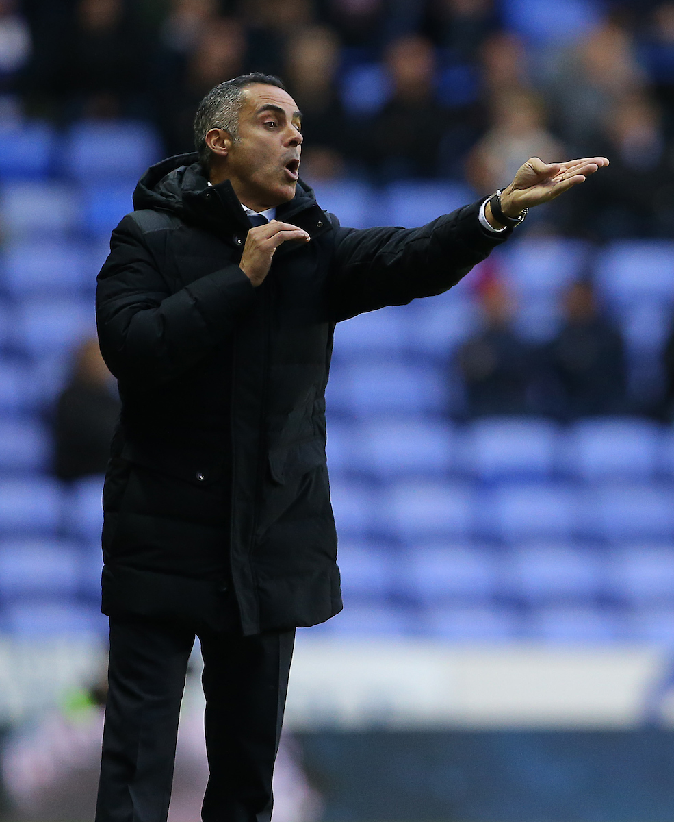 Reading FC: Jose Gomes says his side 'must not cry' and take positives from 3-0 drubbing against Leeds United