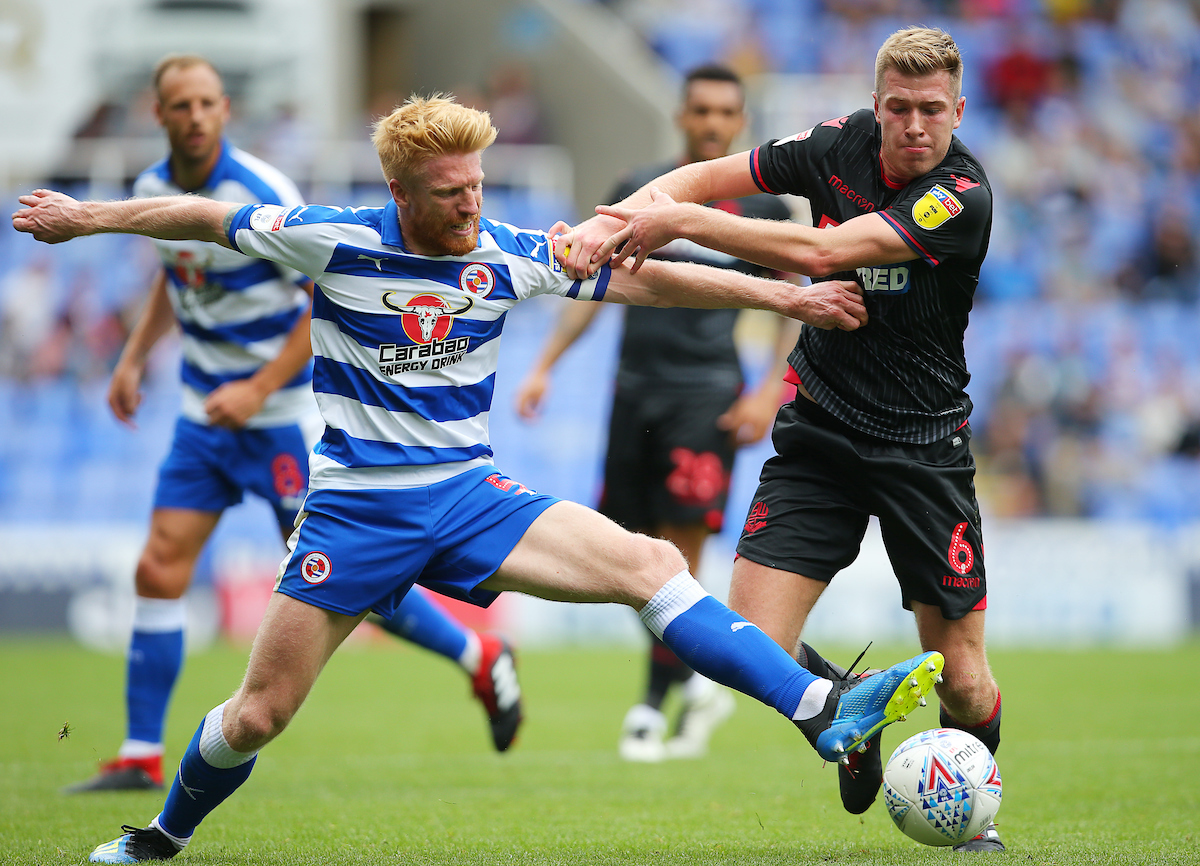 Paul McShane has made only four first-team appearances this season through injury and has not played since August.