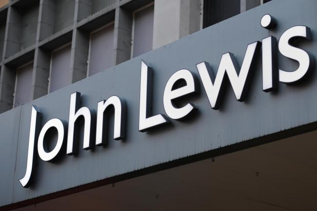 John Lewis to reopen 10 more stores across the country (Archive photo)