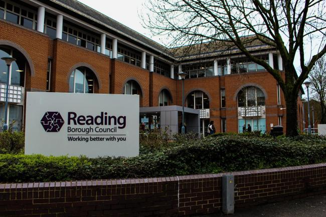 Reading Borough Council offices
