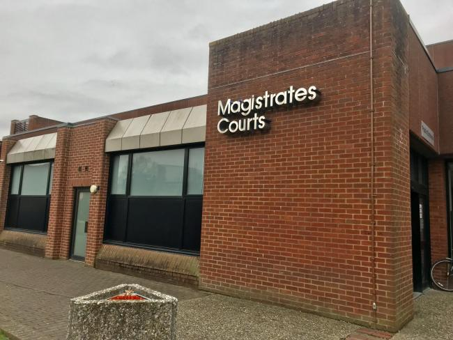 The following cases were heard at Reading Magistrates' Court