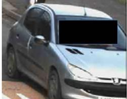 Thames Valley Police have released this CCTV image of a vehicle to appeal for information in connection with incidents of burglary.