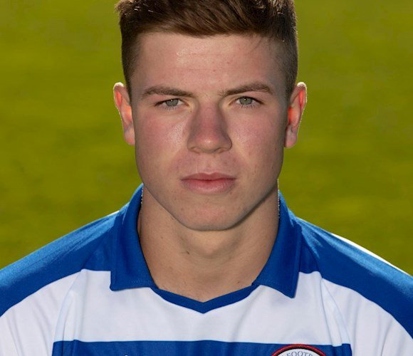 Oliver Pendlebury. Picture: Reading FC.