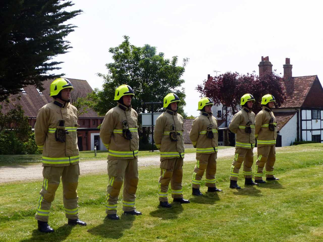 Only 22 firefighters in Berkshire are female