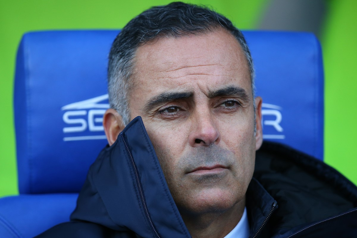 "Reading manager Jose Gomes: ""In the first 15 minutes of the second half we lost our focus. We gave the two goals to Hull."""